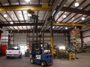 Warehouse Systems by MHT