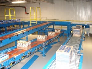 Conveyor systems by MHT