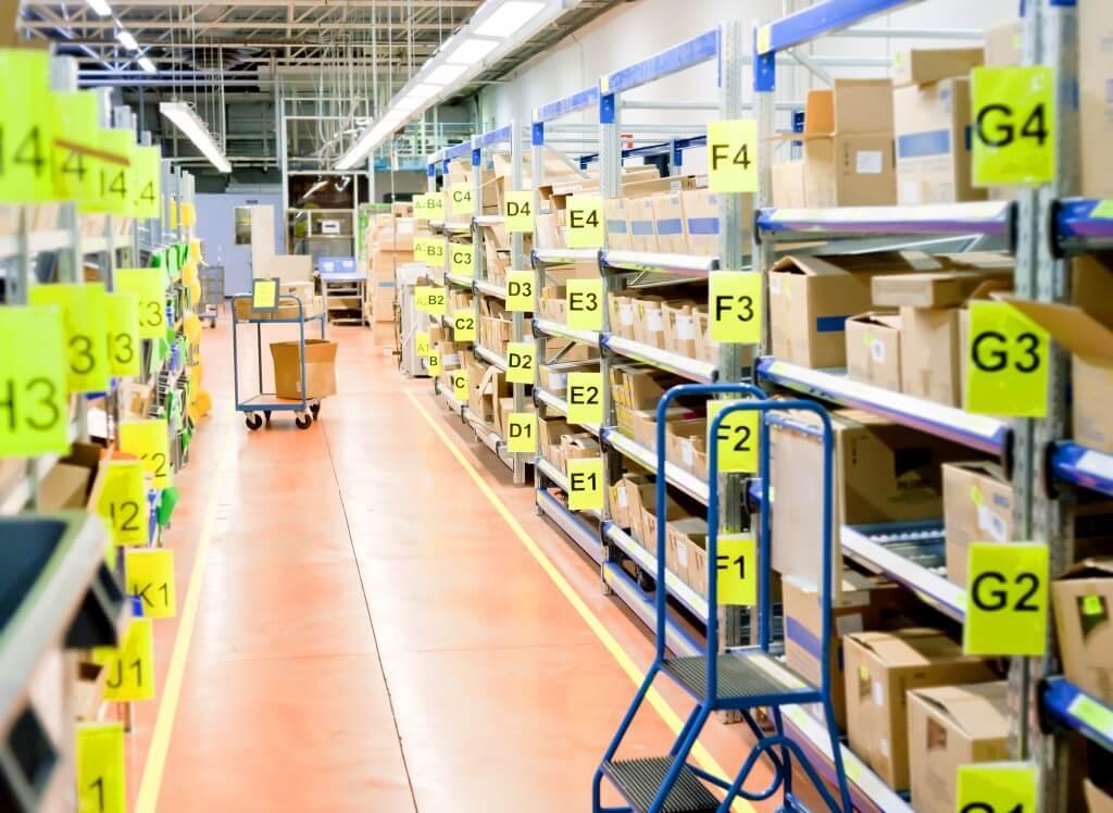Warehouse Storage Systems Pallet MHT