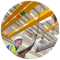 Cranes & Lifting Systems