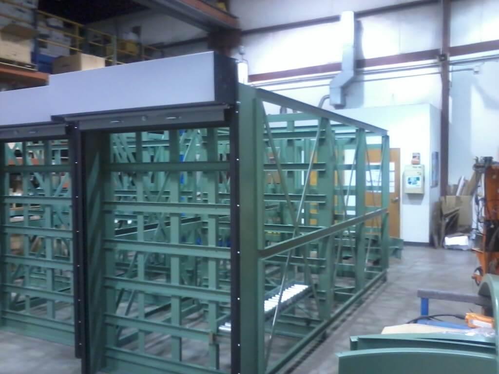 Custom Material Handling Systems