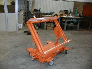 MHT custom fabrication