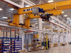 MHT Bridge Cranes