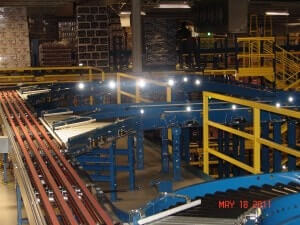 Automated Conveyor System by MHT