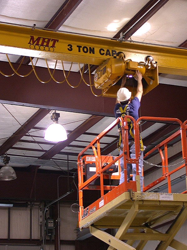 Services Available at Material Handling Technologies