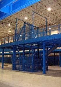 MHT vertical lift systems