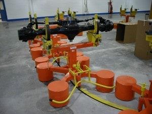 Material Handling Tech Custom Fabrication