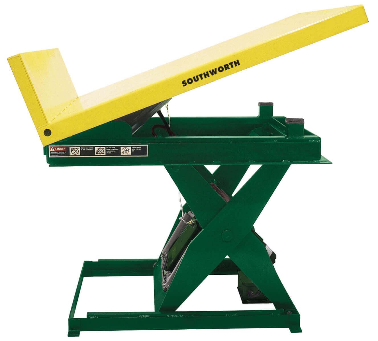 lift and tilt machine