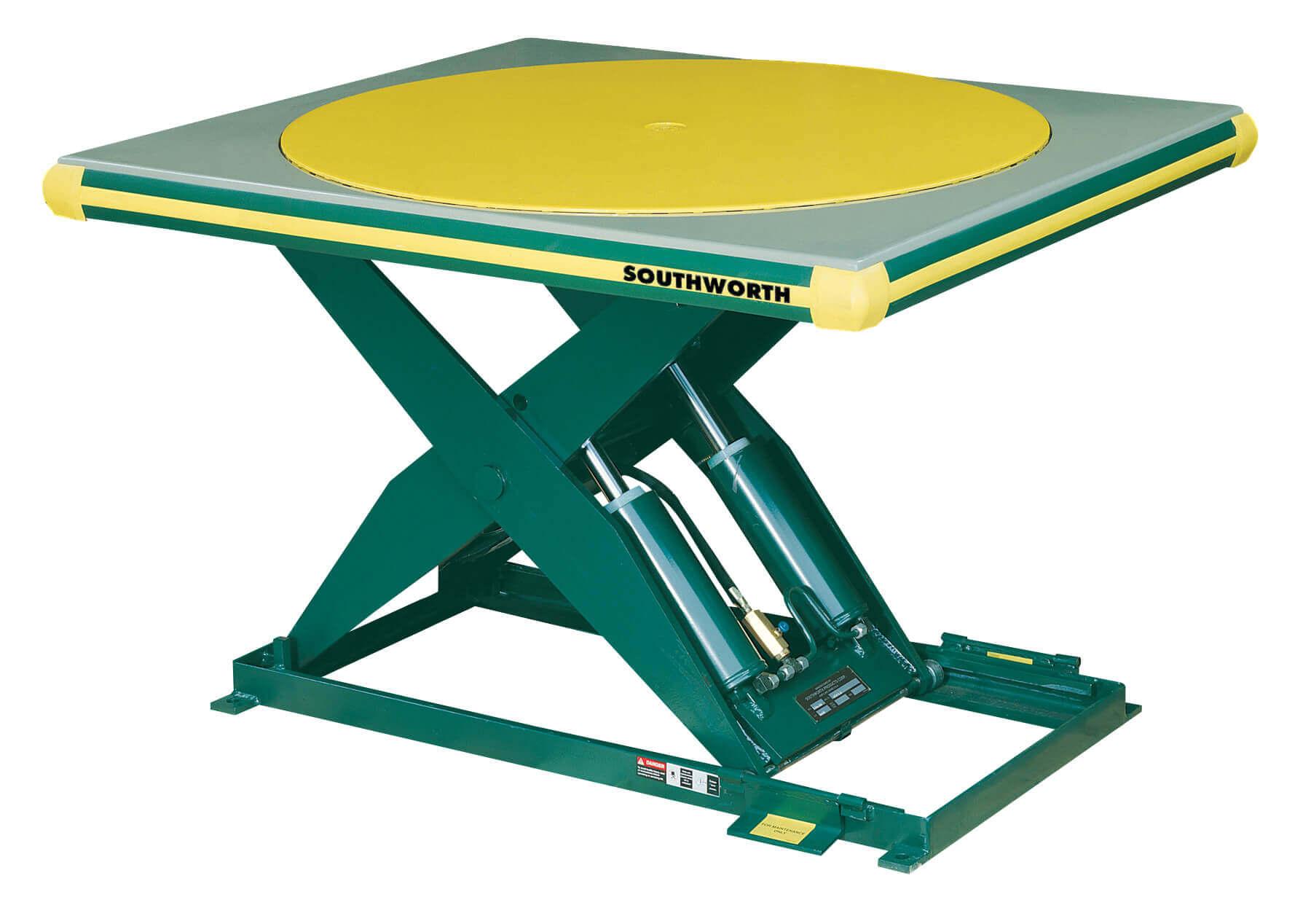 flushmount 300 lift table
