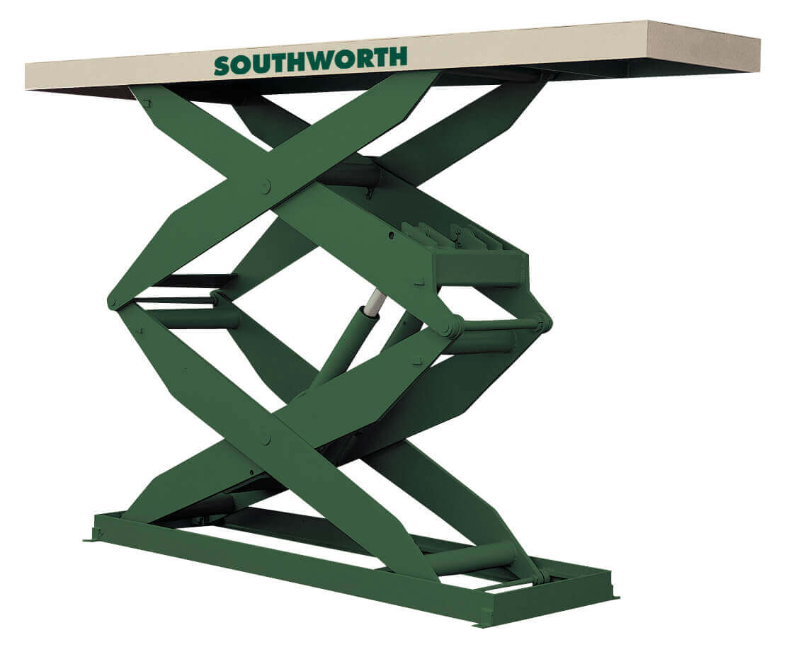 green lift table